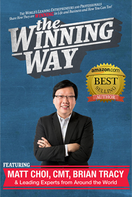 Matt Choi -The Winning Way Book Cover